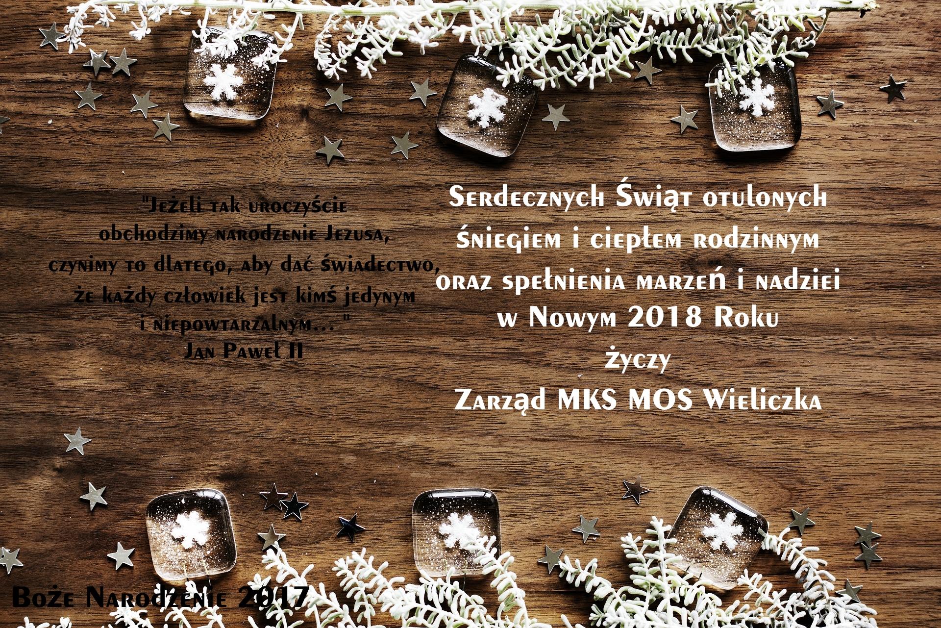 MKS MOS Wieliczka