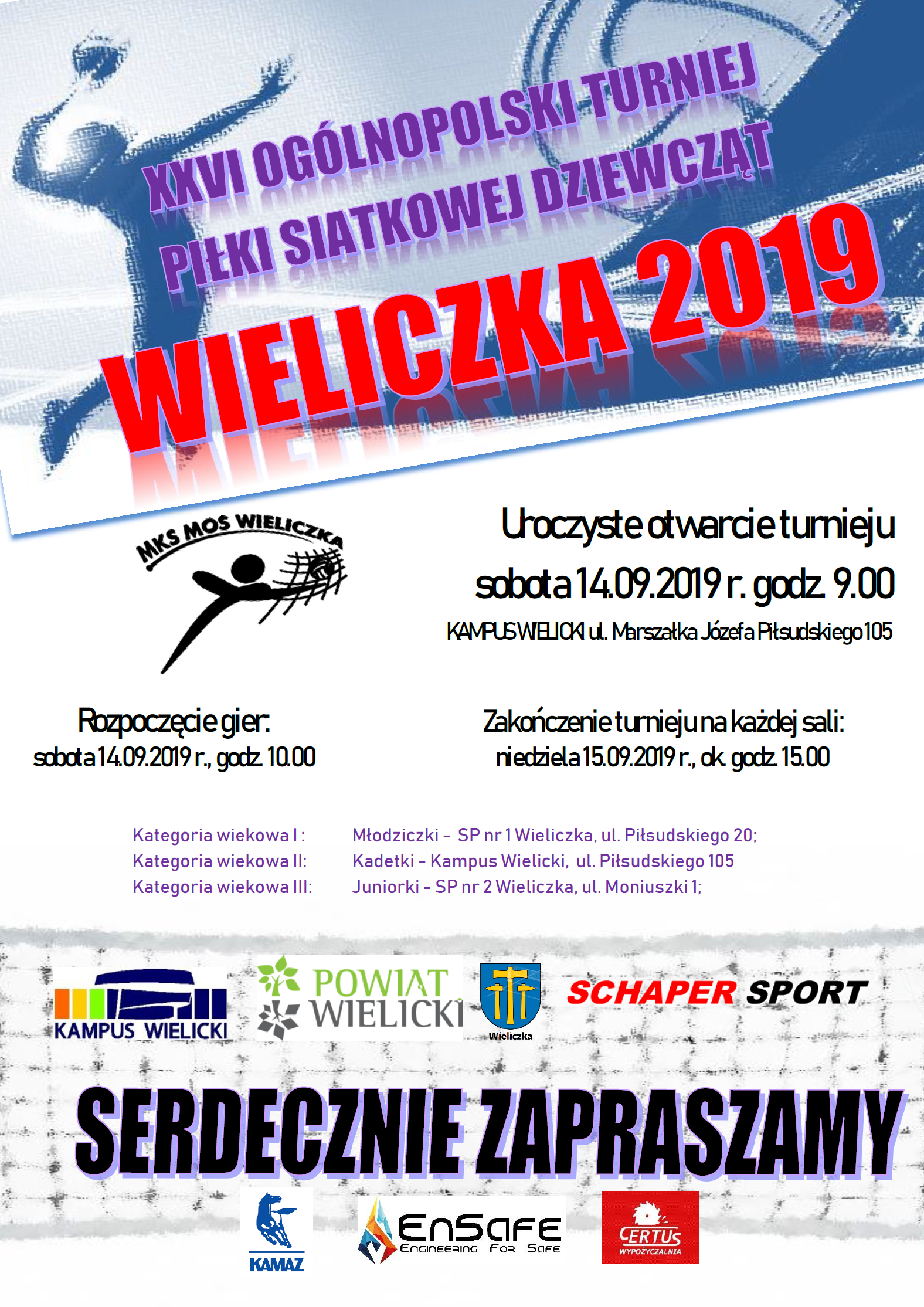 plakat wieliczka 2019